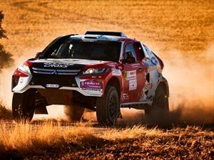 Mitsubishi está de vuelta para competir en el Rally Dakar 2019
