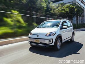 Volkswagen up! 2016 a prueba