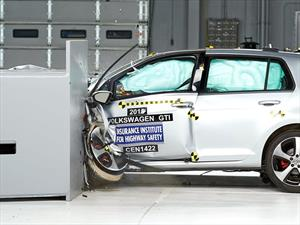 Los Volkswagen Golf y Jetta 2016 logran el Top Safety Pick+ del IIHS