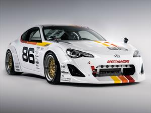 Scion exhibe el FR-S SpeedHunters Maximum Attack