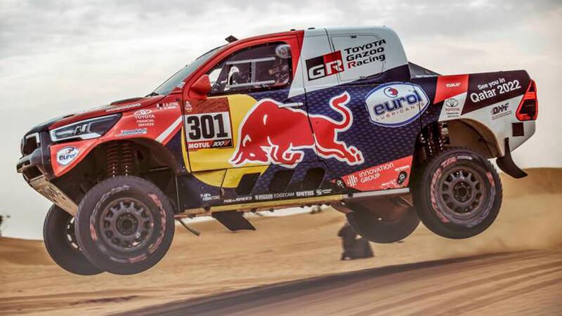 Dakar 2022: una ruta con más arena y peligros que nunca