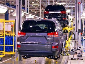 Ventas de automóviles en Europa continúan desplomándose