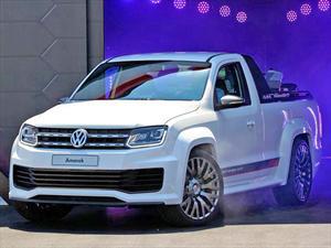 Volkswagen Amarok R-Style Concept debuta