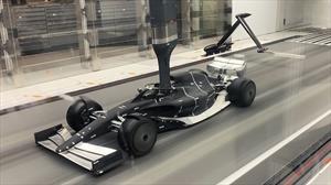 Fórmula 1: Las primeras pruebas del modelo 2021 en el túnel de viento