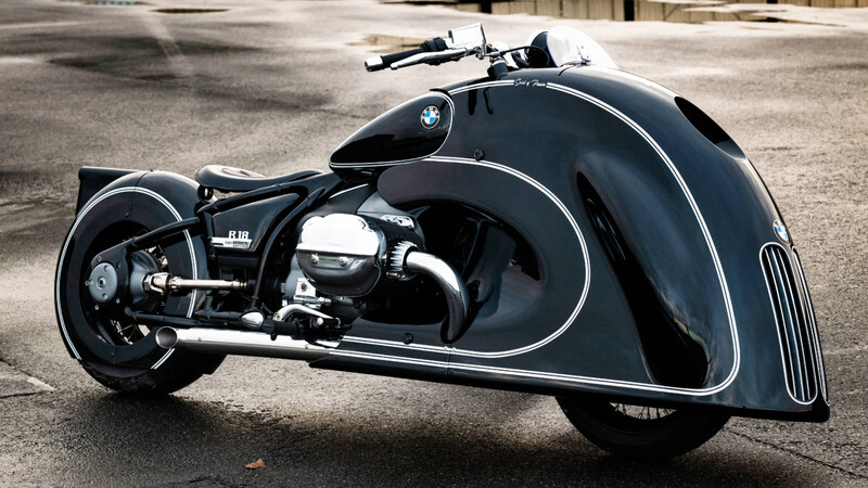 BMW R 18 Spirit of Passion: modificación nivel Dios