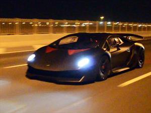 Video: Lamborghini Sesto Elemento derrocha talento