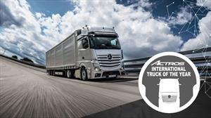 Eligen al Mercedes-Benz Actros como Camión del Año 2020