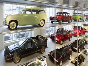 Skoda inaugura su nuevo museo