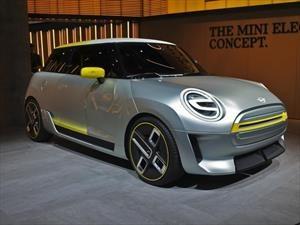 MINI develará un prototipo eléctrico en el IAA 2017