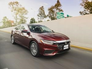 Manejamos el Honda Insight 2019
