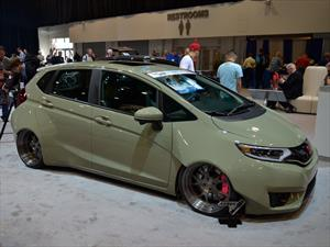 Honda Fit 2015 Kylie Tjin Special Edition, la transformación de un pequeño familiar
