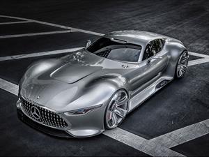 Mercedes-Benz AMG Vision Gran Turismo se presenta