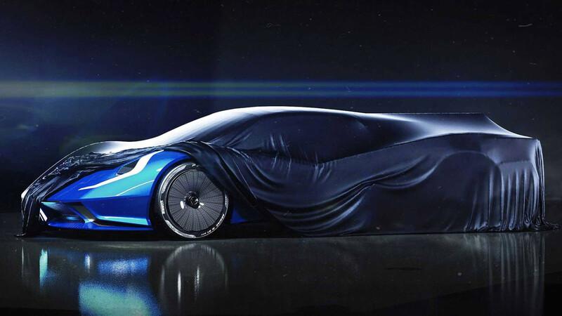Estrema Fulminea: futuro hiperdeportivo con más de 2.000 hp