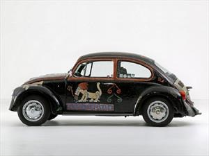 Volkswagen Beetle Teotihuacano visita Alemania