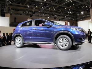 Honda HR-V de Brasil para la región