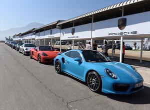 Porsche World Roadshow Chile 2016, una muestra de adrenalina y precisión alemana