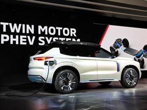 Mitsubishi Engelberg Tourer: los híbridos son el camino