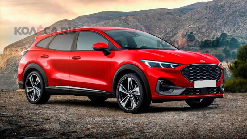 Ford Evos: este sería el reemplazo de Mondeo / Fusion y S-Max
