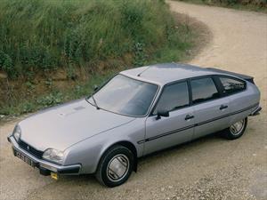 Citroën CX cumple 40 años