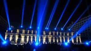RallyMobil Motorshow ilumina La Moneda este 19 de noviembre