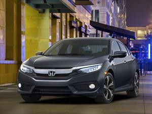 Nuevo Honda Civic 2016: Descúbrelo