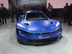 Volkswagen XL Sport Concept, un deportivo con motor Ducati