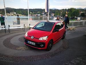 Volkswagen Up! GTI, test drive desde Austria