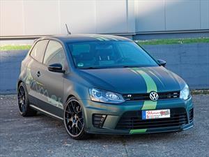 Volkswagen Polo con más de 400 caballos es una locura