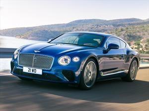 Bentley Continental GT es el mejor auto Gran Turismo de 2017 según Top Gear