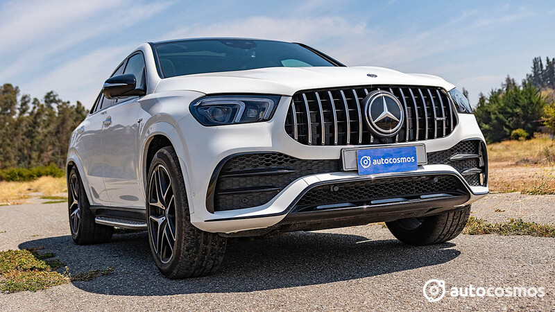 Test Drive Mercedes Benz GLE 53 AMG Coupé, un SUV deportivo muy multifacético
