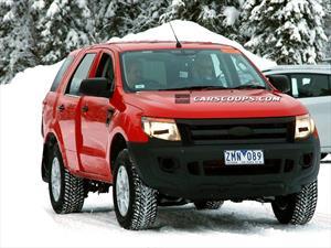 Ford Everest, un SUV basado en la Ranger