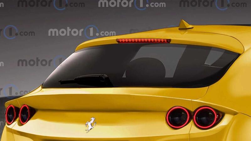 Ferrari Purosangue: ¿El SUV del Cavallino muestra sus ancas?