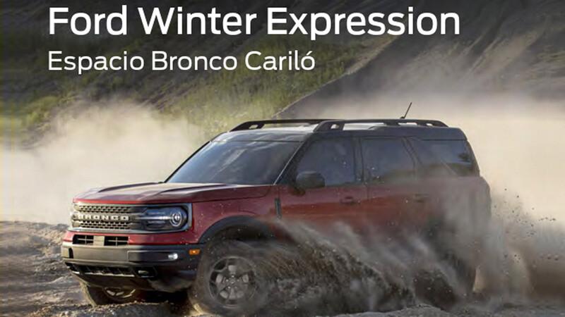 Ford Argentina se presenta en Cariló con Ford Winter Expression