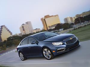 Chevrolet Cruze 2015, una discreta actualización