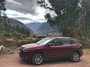 En Cusco, Jeep presentó el Cherokee que pronto llegará a Colombia