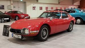 La historia del Toyota 2000GT, el primer auto deportivo japonés