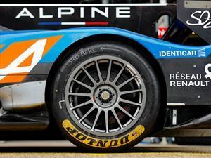 Estos son los secretos de los neumáticos de competición