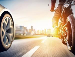 Bosch crea tecnología para evitar caídas en motocicleta