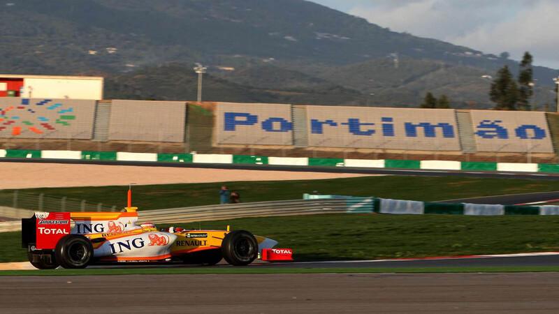 F1 2020: el regreso del GP de Portugal