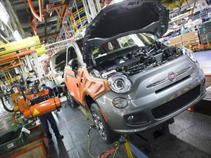 Fiat 500: La unidad 1 millón salió de la línea de producción