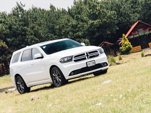 Dodge Durango RT 2014 a prueba
