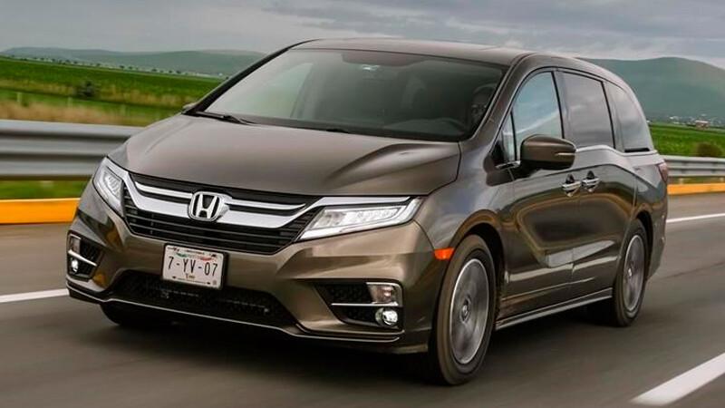 Honda Odyssey, Pilot y Passport involucrados en cuatro recalls