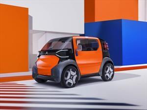 Citroën Ami One Concept debuta