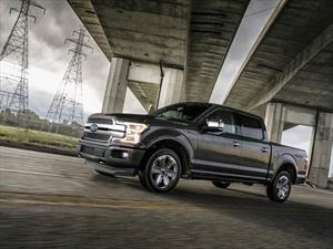 Ford actualiza la F150