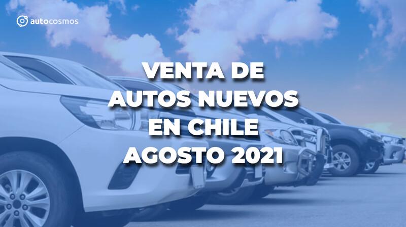 La venta de autos en Chile muestra cifra pre estallido social