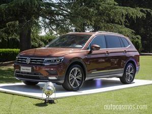 10 cosas que tenés que saber de la nueva VW Tiguan AllSpace