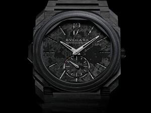 Bulgari Octo Finissimo Minute Repeater Carbon debuta
