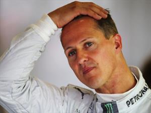 F1: Schumacher con complicaciones médicas