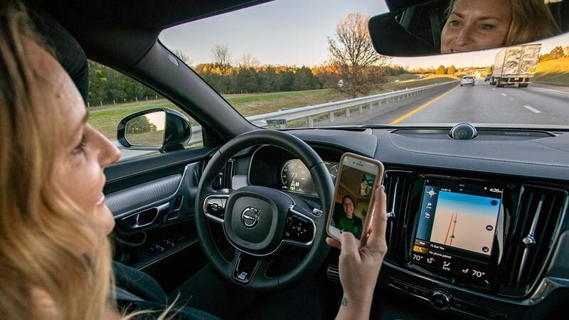 La evolución de la conducción autónoma perjudica la concentración de los conductores