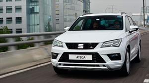 SEAT Ateca 2020 primer contacto, un SUV con tracción integral y que apunta liderar el segmento